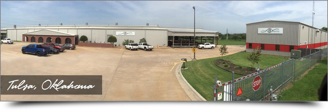 Circle B Measurement & Fabrication in Tulsa, OK