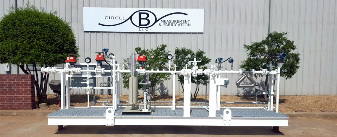 Circle B Measurement and Fabrication